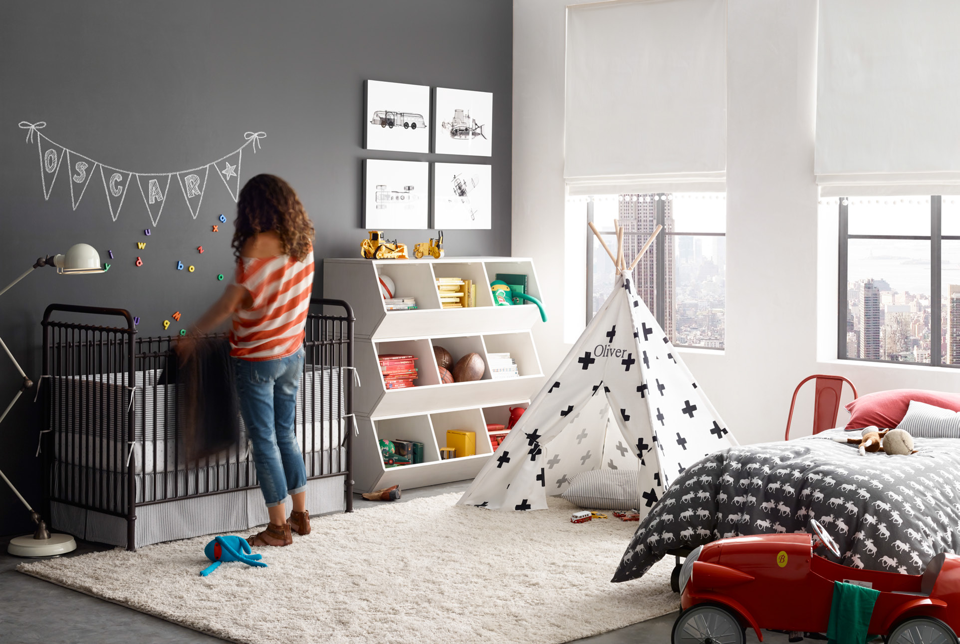 Playrooms Which Amaze The Kids More
