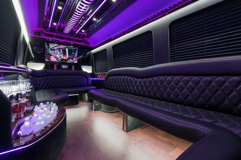 akron ohio party bus